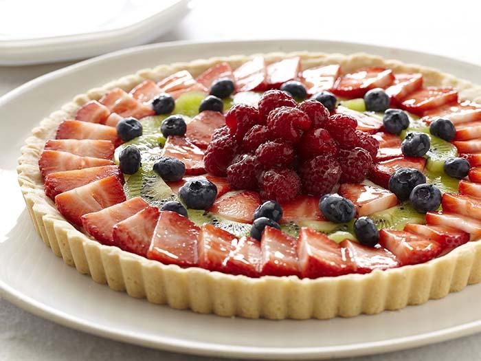 tarta-cu-fructe-si-crema-de-vanilie
