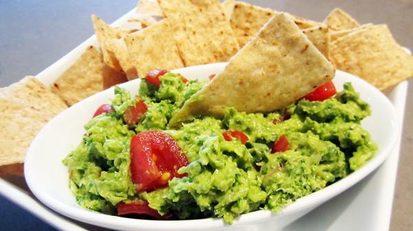 Cele mai bune retete cu avocado - Guacamole cu broccoli