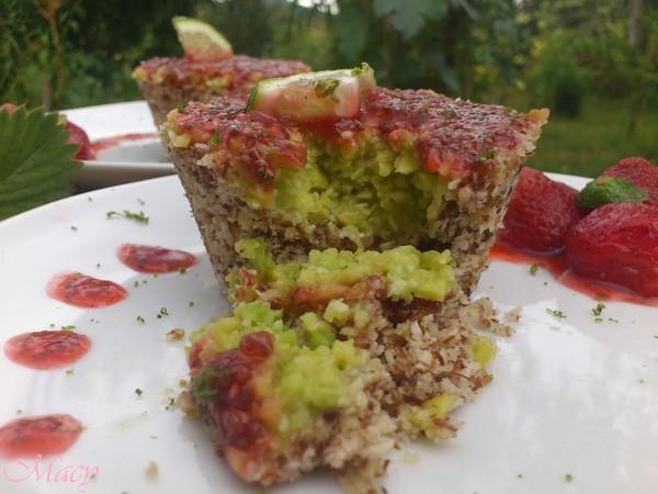 Cele mai bune retete cu avocado - Mini tarte de avocado si lime