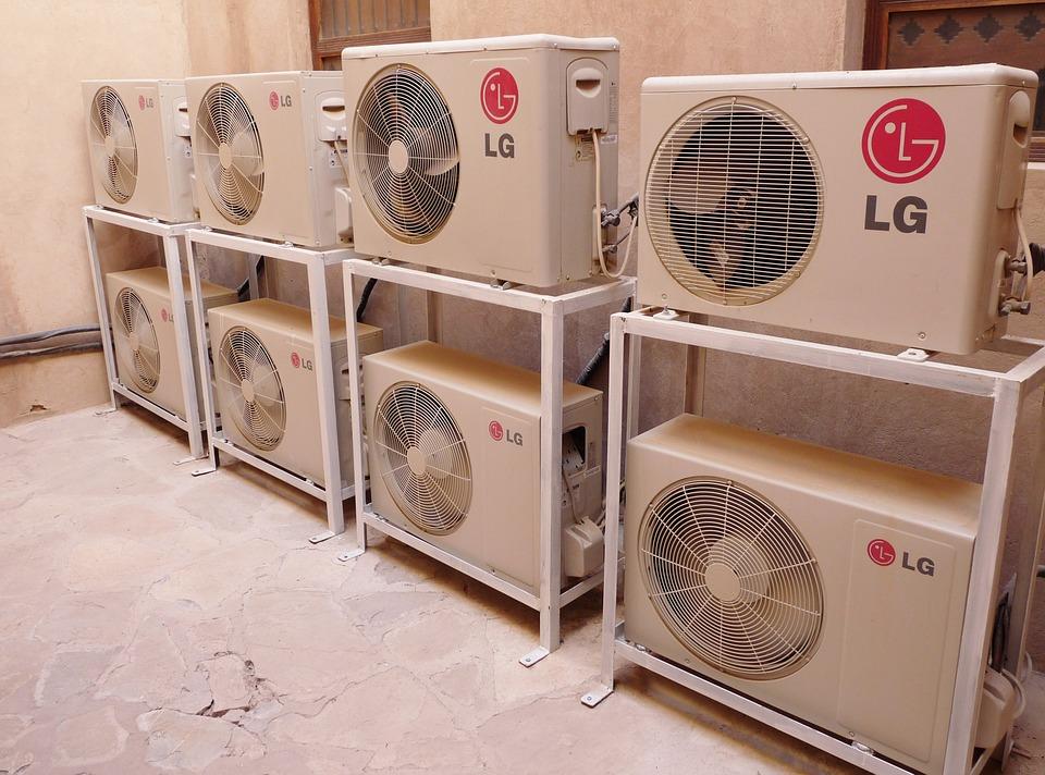 LG AC units