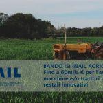 Bando ISI Inail Agricoltura