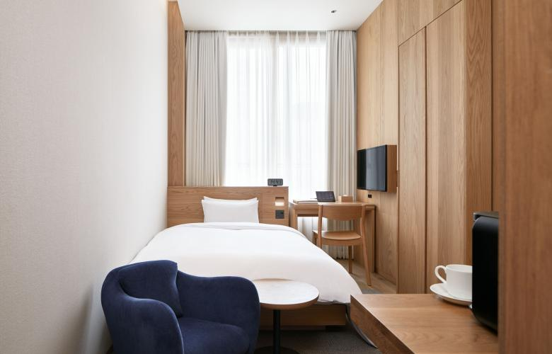 How The New Muji Hotel In Ginza Is Changing The Game