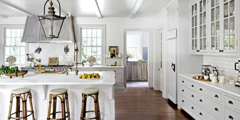 Go with white kitchen remodeling