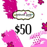 Gift Card 50USD