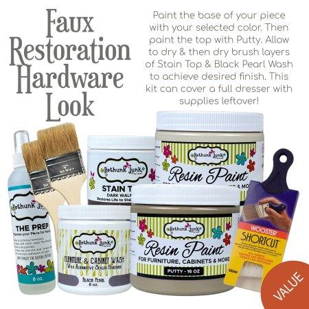 Faux Restoration Hardware