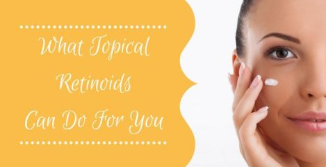 Topical retinoids