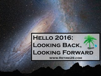 Hello 2016 Looking Back, Looking Forward
