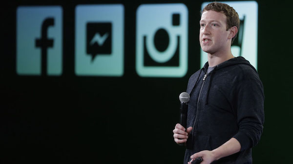 Mark Zuckerberg talks about Instagram