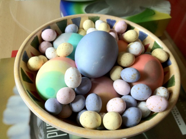 Diverse eggs in one basket