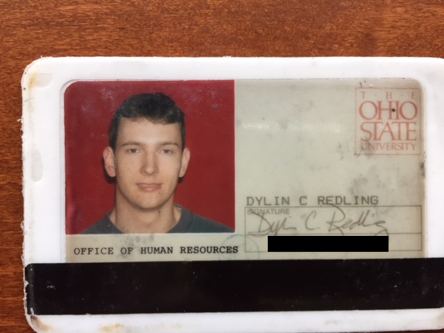 Ohio State ID Card