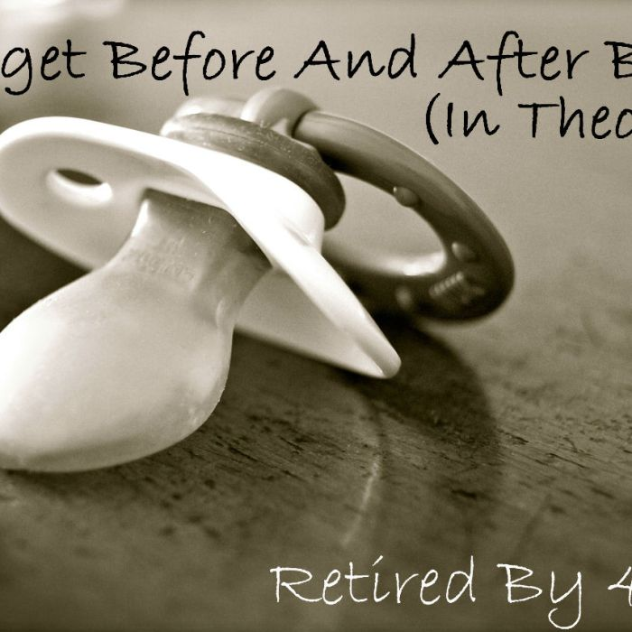 Budget – Before and After Baby (In Theory)