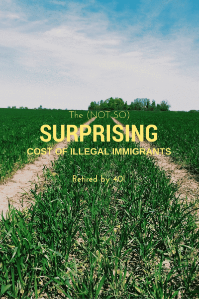 cost of Illegal immigrants
