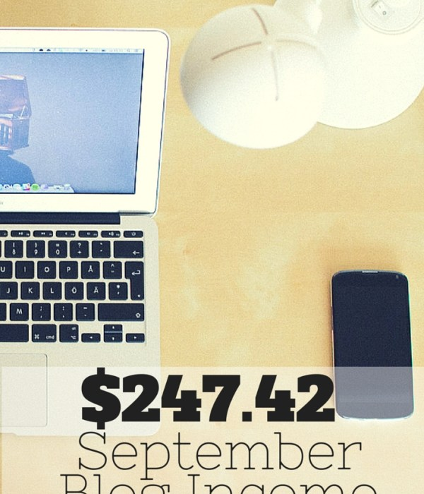 Traffic & Blogging Income Report – October 2014