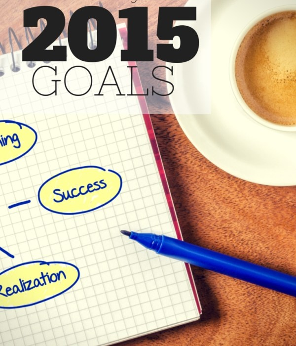 Our 2015 Goals