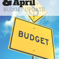 Come see how our budget shaped up during my my first month of self-employment!