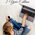 It's my 2-year anniversary, which means it's time for an anniversary blog income report where I detail how I earn money online.