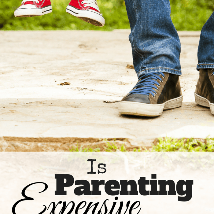 Is Parenting Expensive If You're Doing it Right?