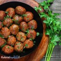 Slow Cooker Sweet Buffalo Meatballs are s sweet and spicy crockpot meatball recipe that takes about 3 minutes to throw together - and is a guaranteed crowd-pleaser!