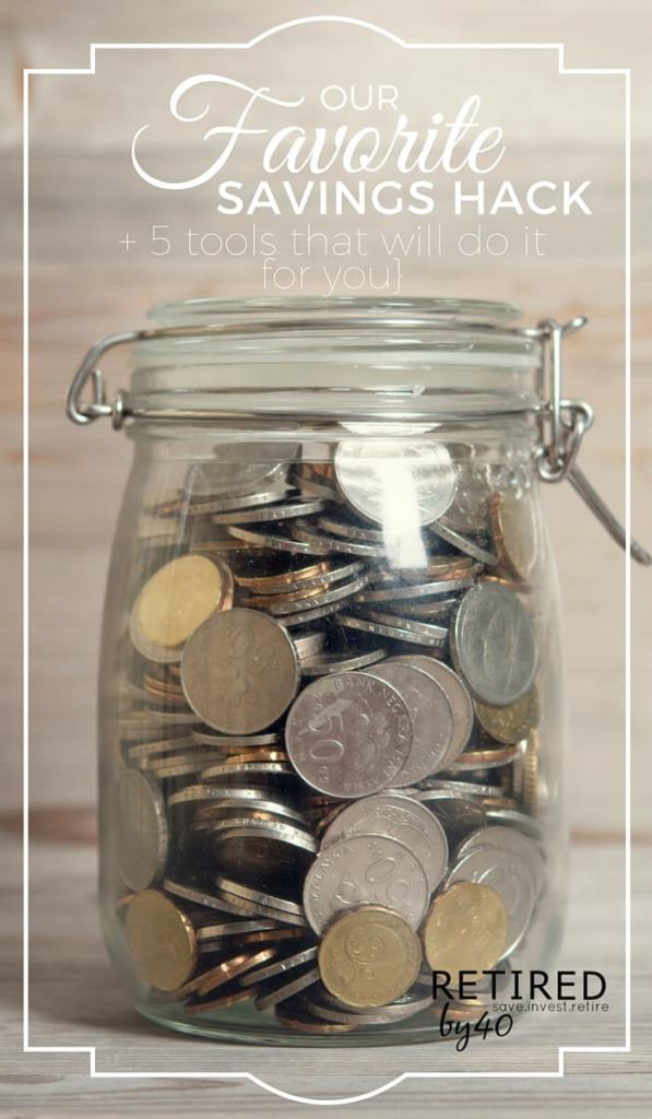 You've come up with your goals for the year, worked through your budget, and now it's time for a savings hack that will make your life easier