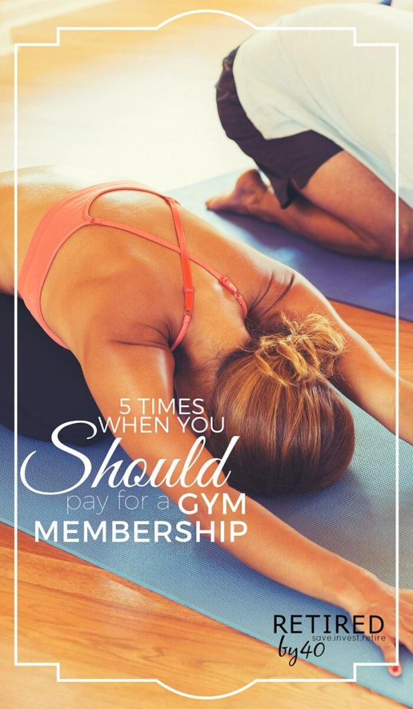 Don't let the gurus get you down if you'd be lost without your gym membership, just be smart about it!