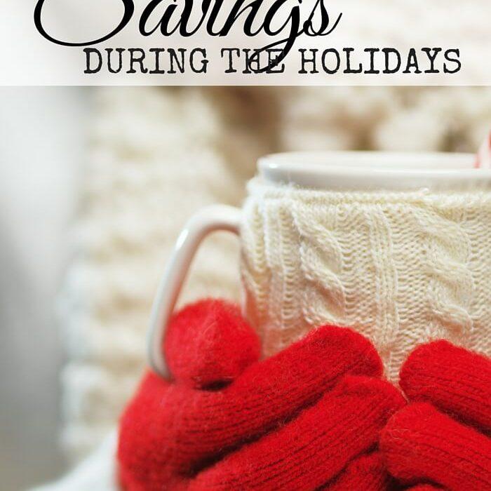 4 Principles For Saving Smartly During The Holidays
