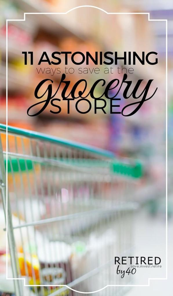 Don't let the grocery store prices get the best of you. Save at the grocery store no matter whether you have one kid or ten