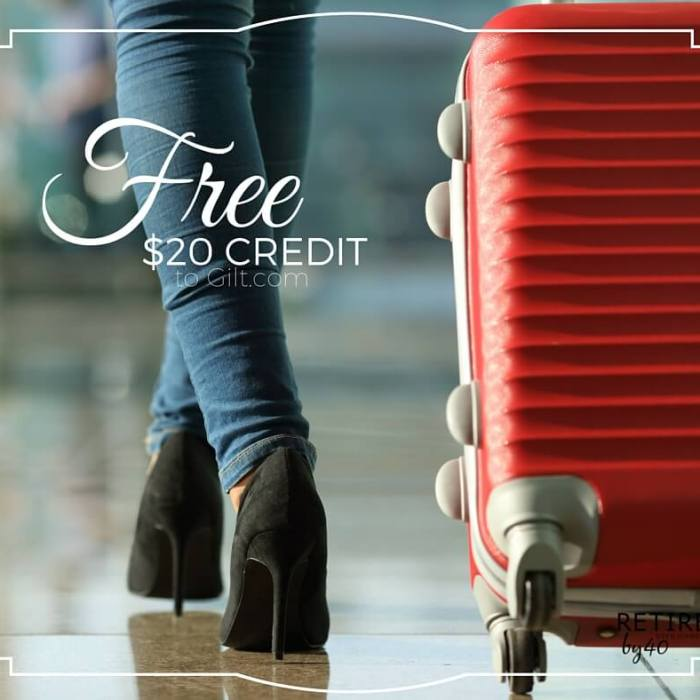 $20 Free Credit To Gilt.com – Clothes, Toys, Furniture & Home Goods