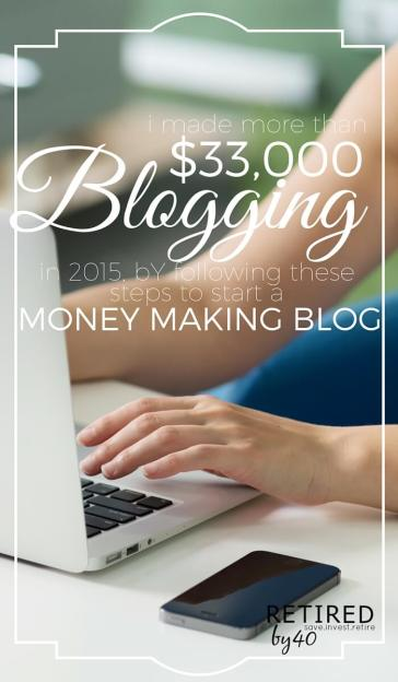 In this tutorial, you will learn how to start a blog cheaply and in about 10 minutes. This is the same way I started my blog that made me more than $33,000 in 2015