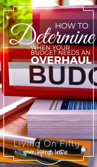 Change happens whether you like it or not, and if you want to financial success to match up with your life success, you need to know how to overhaul your budget.