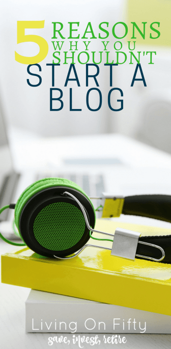 Thought about starting a blog?  Maybe you've had some of these hesitations or questions.  Here's how to know if starting a blog is right for you