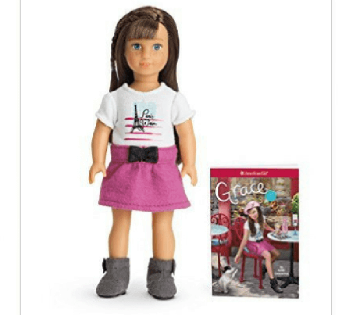 American Girl Mini Doll & Books – 40% OFF