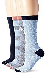 Women's Timberland Boot Socks 4-pack $3.68