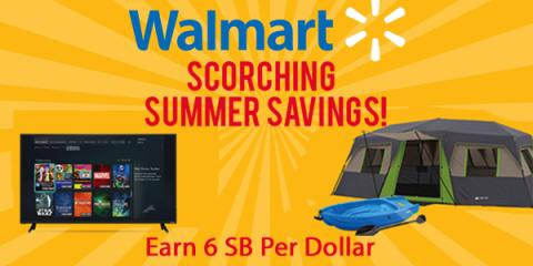 Walmart's Scorching Summer Savings