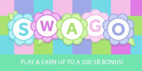 500 Swago Bonus for Completing July Swago