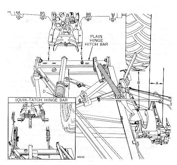 John Deere No.5 Mower with No Hitch