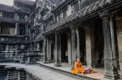 Monks still worship here