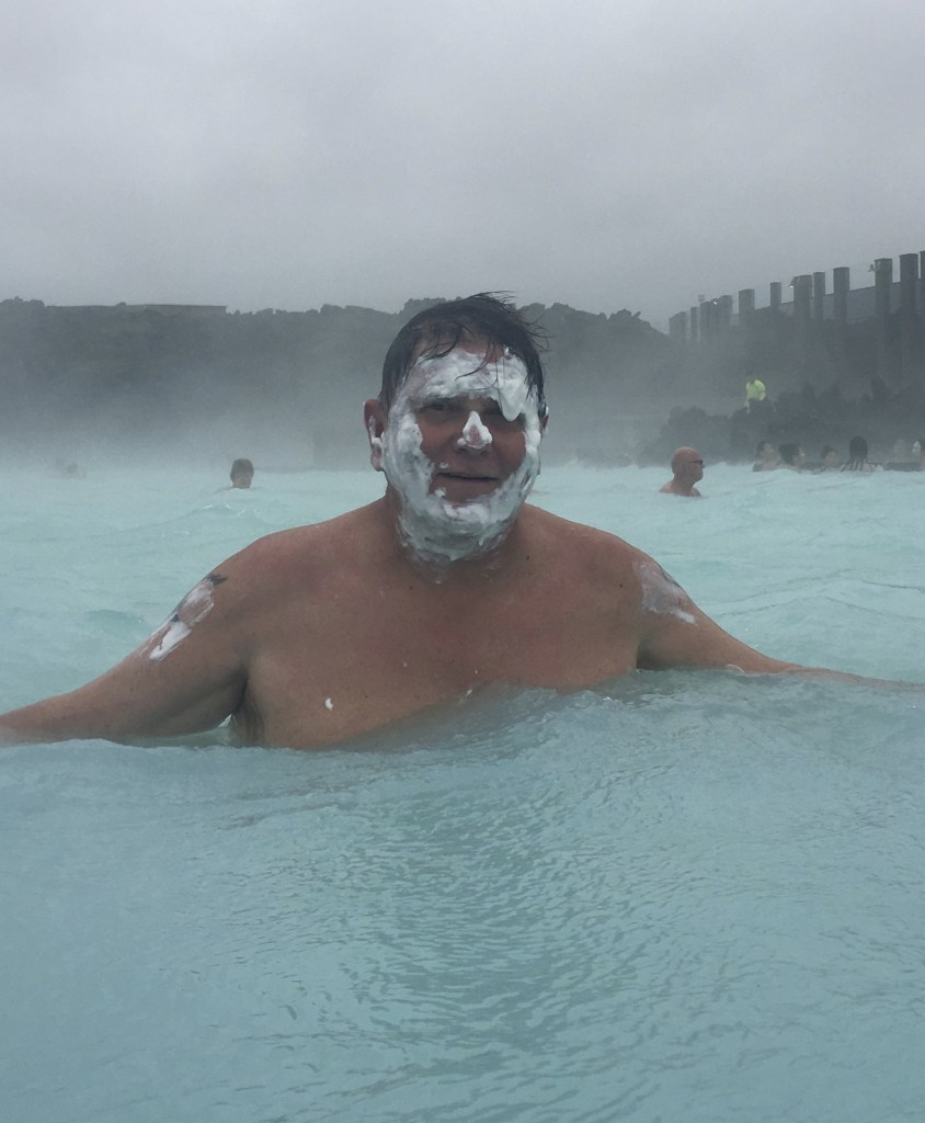 You can't visit Iceland without visiting the Blue Lagoon!