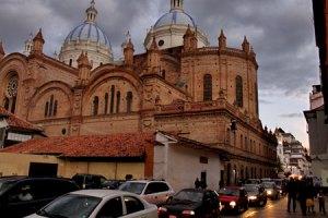 Ecuador. Cities in the Andes. Cuenca