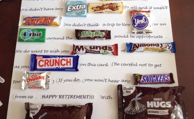 Diy Retirement Gift Ideas