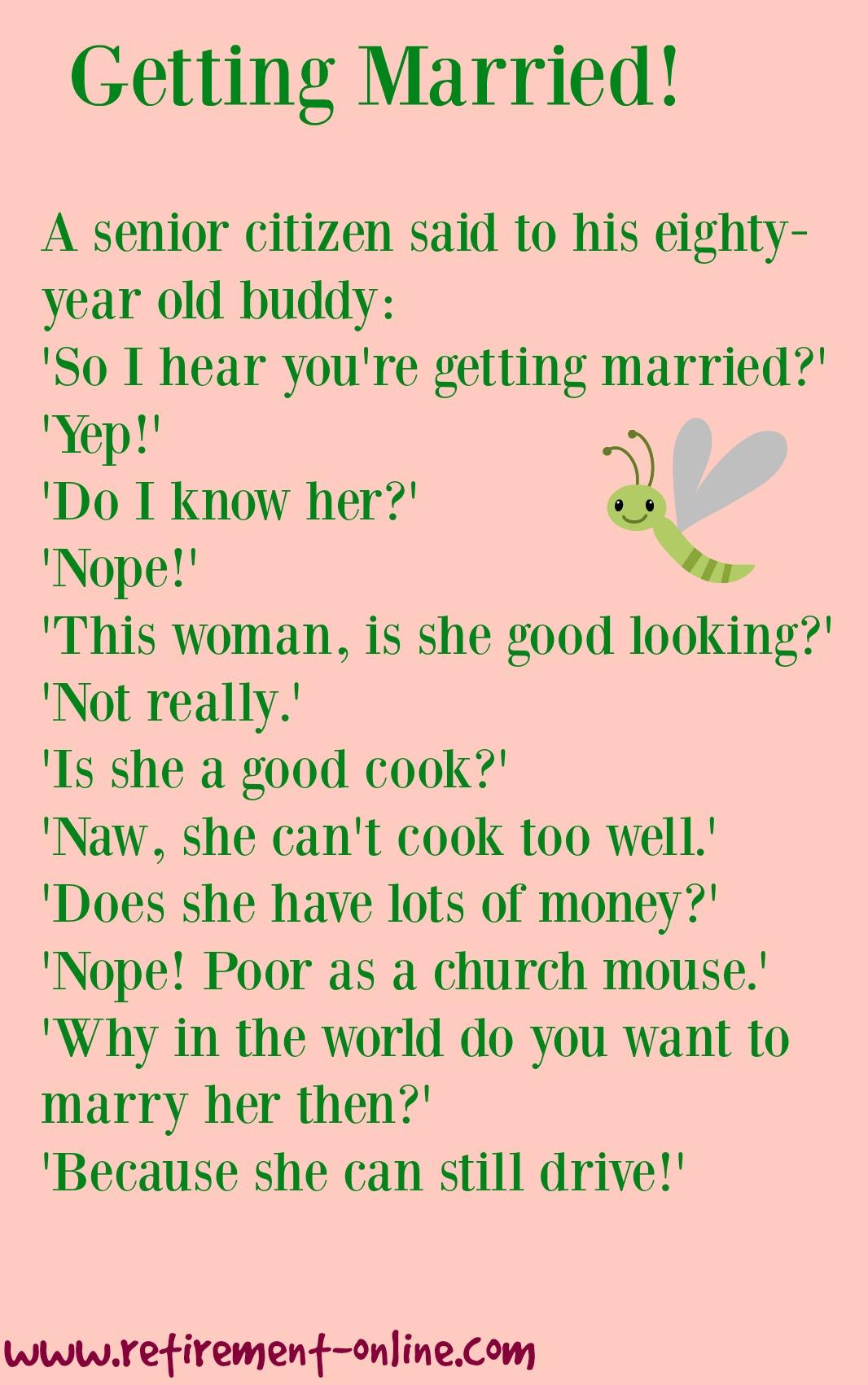Really Funny Joke Questions