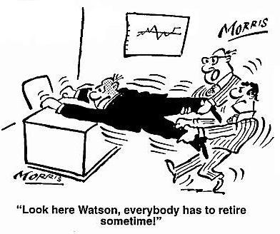 Retirement Humor