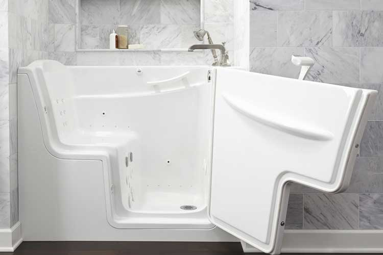 Easy Entry Bathtubs