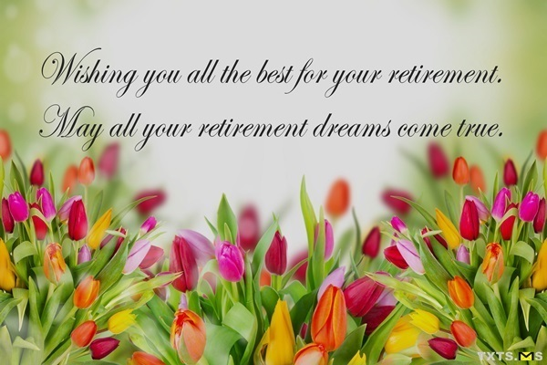 Retirement wishes 1
