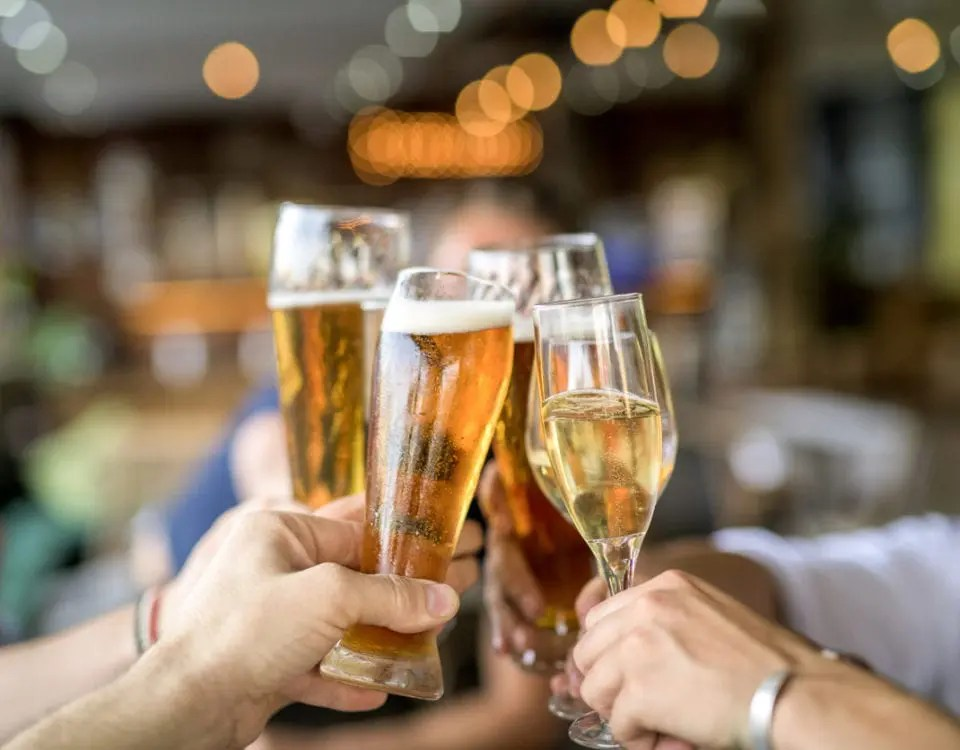 Retirees celebrating is a good thing, but it can be too much sometimes.