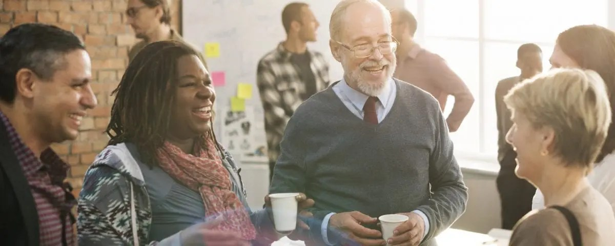 people discussing preparing for retirement and how to retire