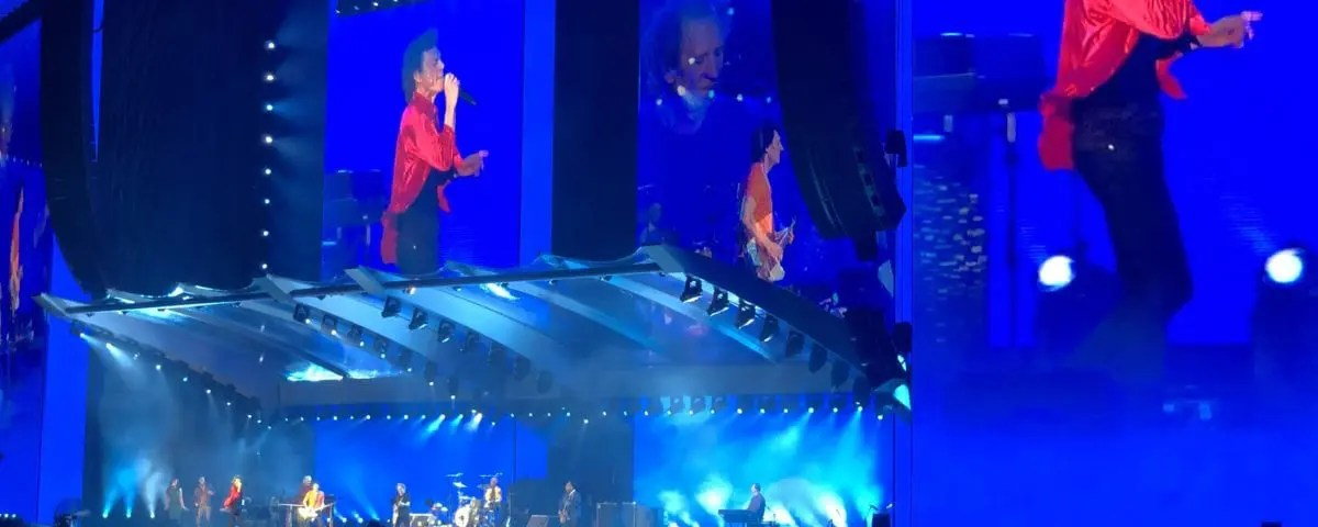 The Rolling Stones are still going strong well into their 70s