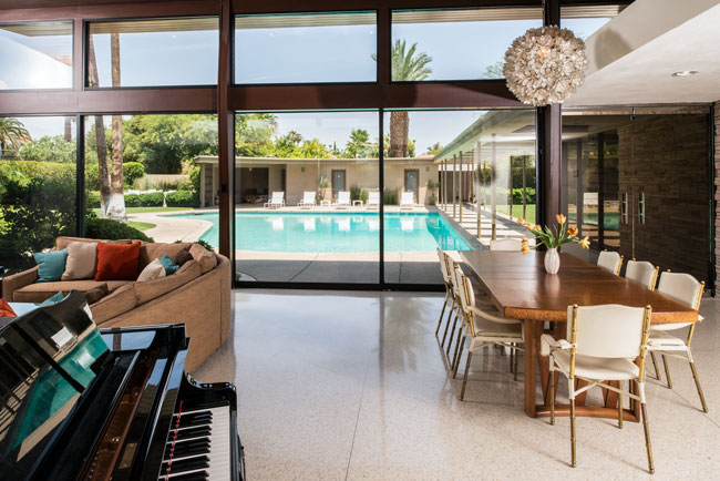 Palm Springs  the secret world of Frank Sinatra