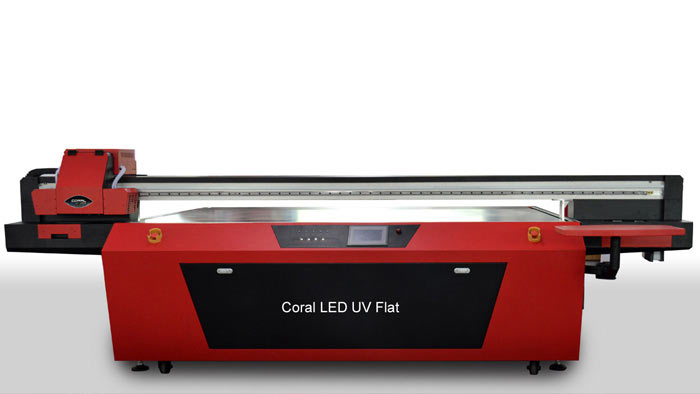 maquinaria coral uv flat