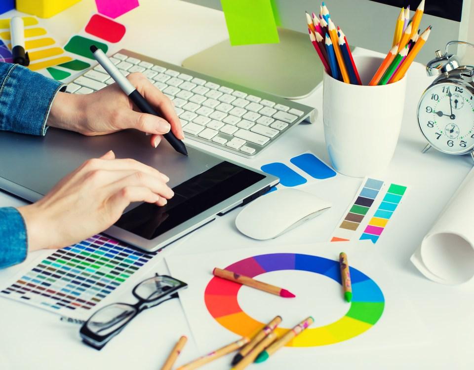 Términos de un diseñador gráfico