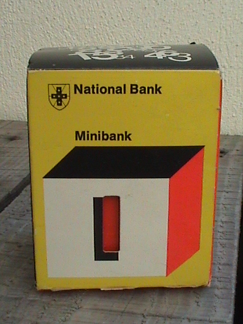 Vintage National Savings Bank Australasia Australia
